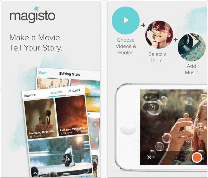 Magisto   Magical Video Editor on the App Store on iTunes