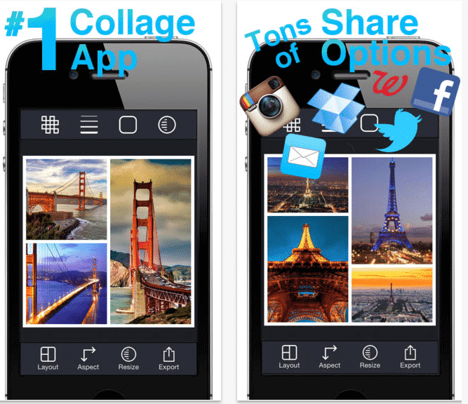 Pic Stitch on the App Store on iTunes
