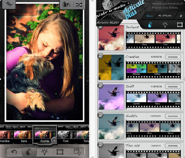 Pixlr o matic on the App Store on iTunes