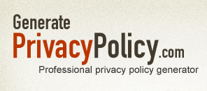 Generate Privacy Policy icon