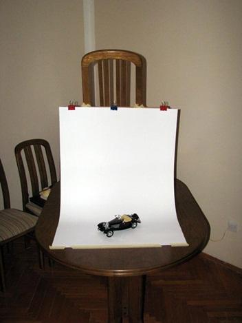 Your DIY studio background
