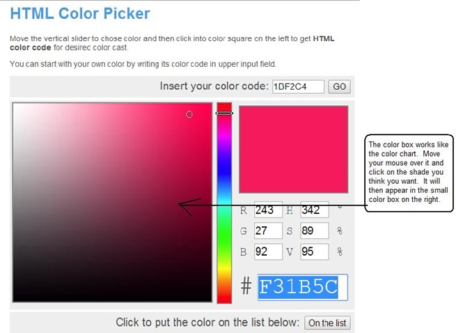 Color Picker 3