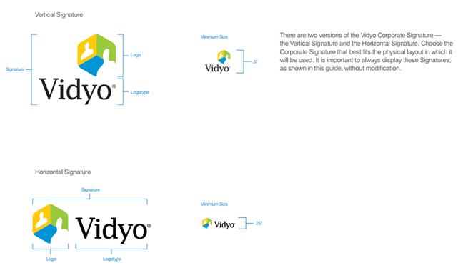 Vidyo examples