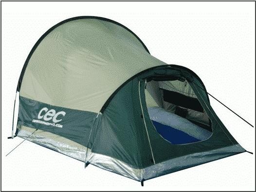 via Camping Cove
