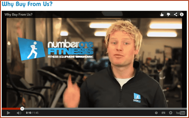 Screenshot from number1fitness