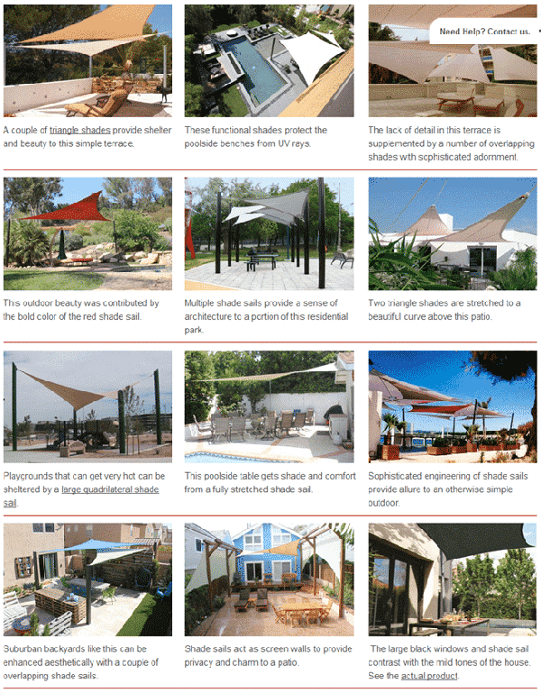 Gazebos Australia Shade Sails inspirational gallery