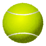 Tennis Ball Favicon