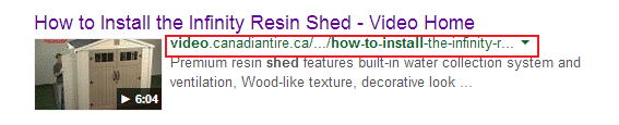 Google Search Example 2