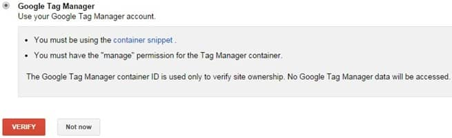 Method 4: Using Google Tag Manager