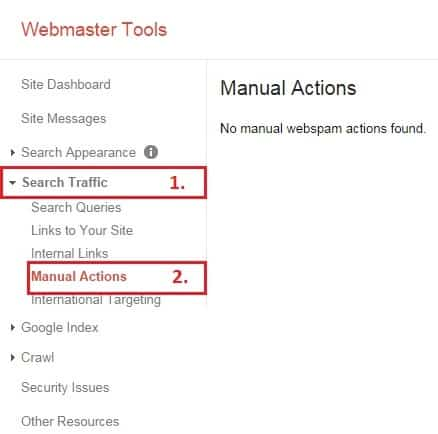 How To Remove Google Penalties From Your Store - Small
