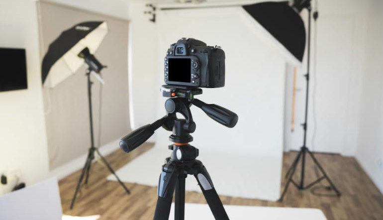 How To Create A Diy Photography Studio Small Revolution