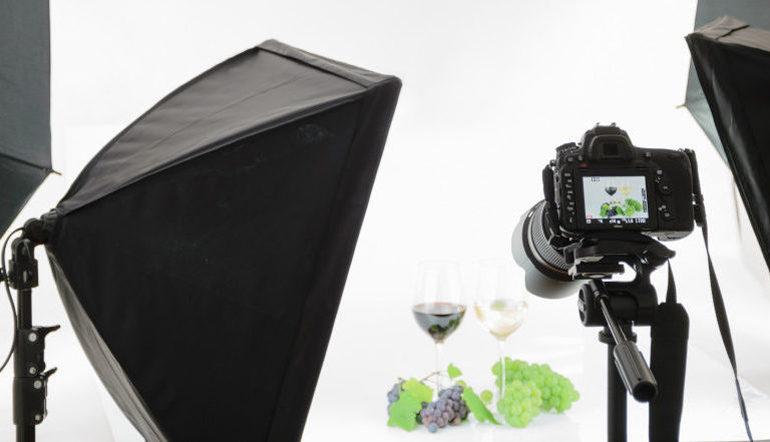 product photo shoot