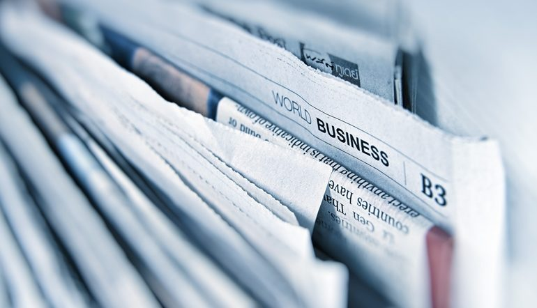 business news papers