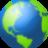 Globe Favicon