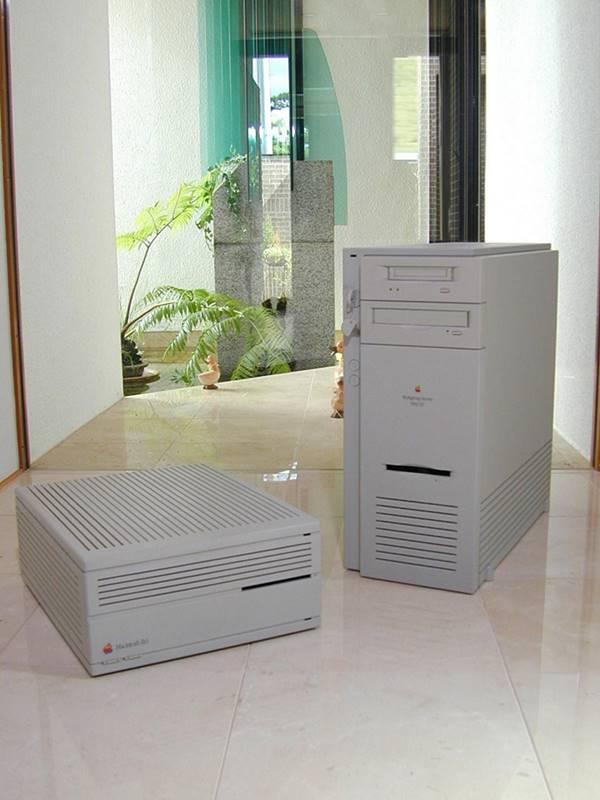 image of old Macintosh llci