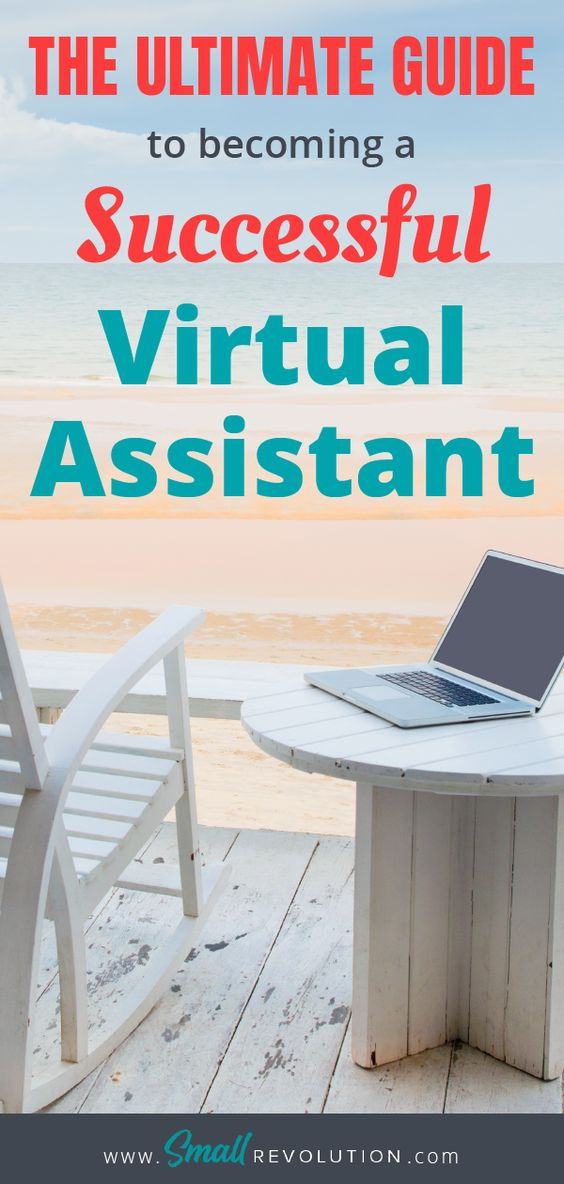 The ultimate guide to becoming a successful virtual assistant