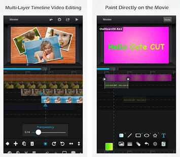 Cute CUT Full Featured Video Editor on the App Store on iTunes