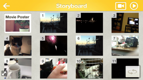 montaj video editing and sharing app