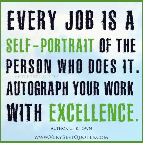 Autograph Your Work with Excellence