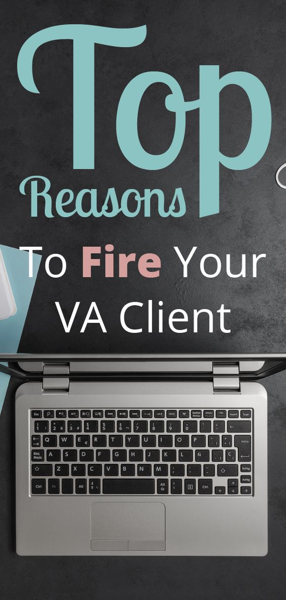 How to fire your va client