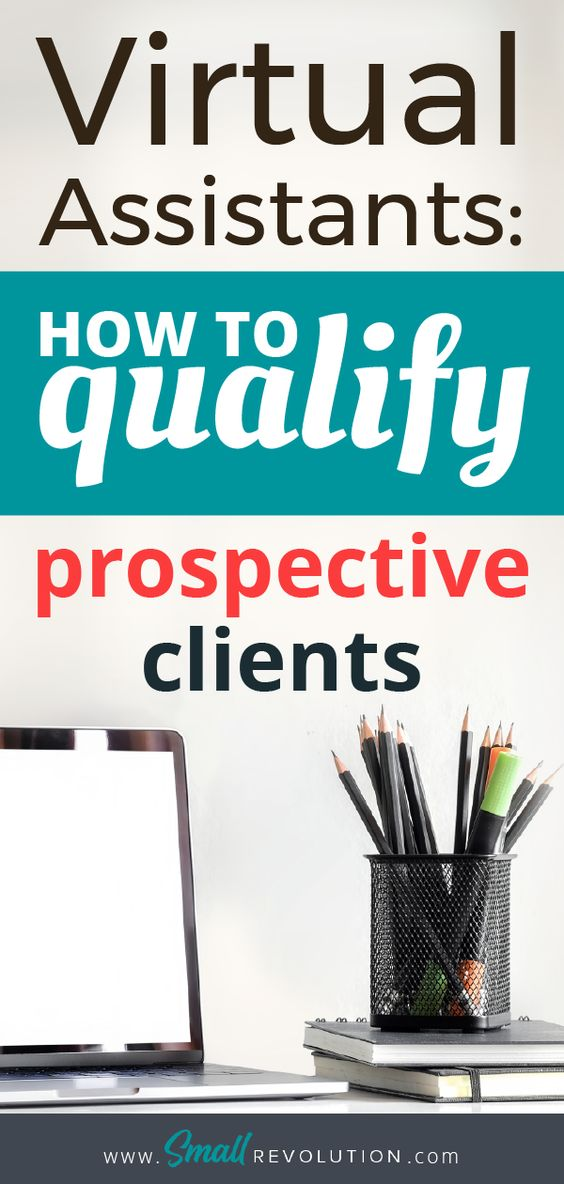 how to qualify prospective clients