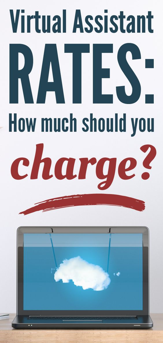 How much should you charge as a virtual assistant