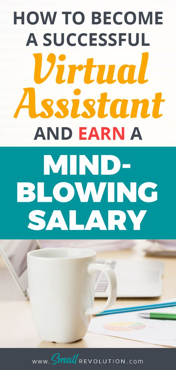 How to become a successful virtual assistant and earn a mind-blowing salary