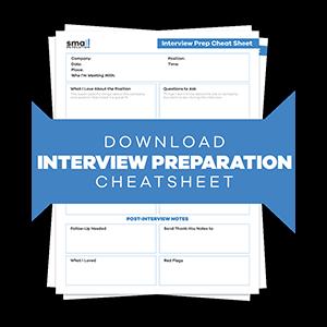thumbnail of interview preparation cheatsheet