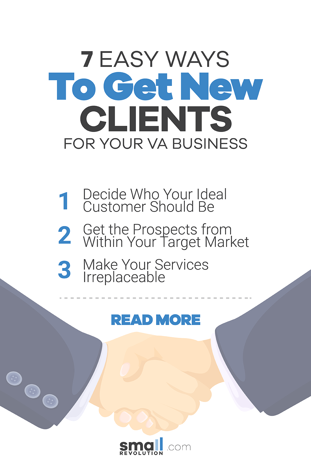 7 easy ways to get new clients for your VA business