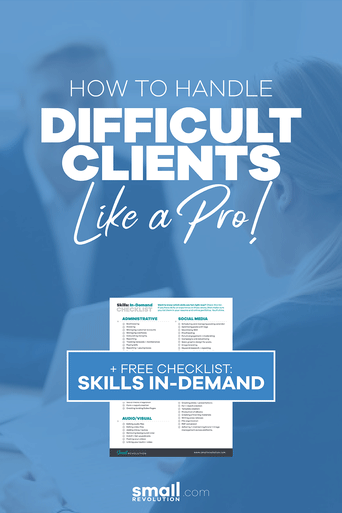 How to Handle Difficult Clients Like a Pro