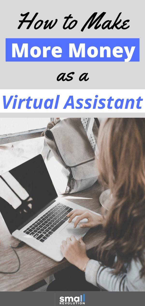 How to make more money as a Virtual Assistant