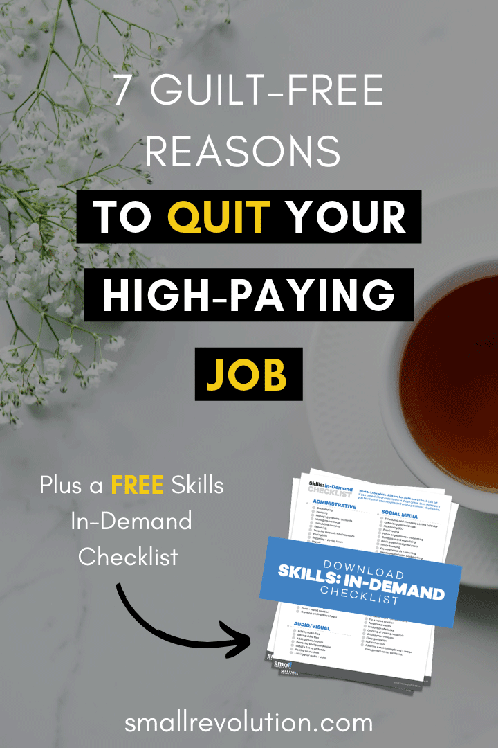 free job checklist