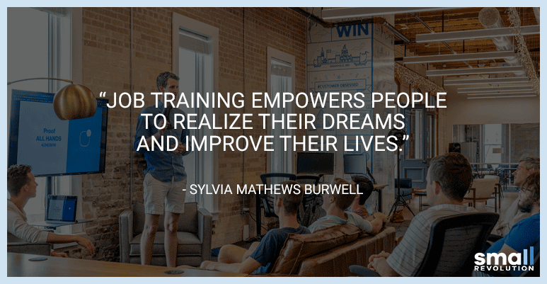 Sylvia Mathews Burwell motivational quote