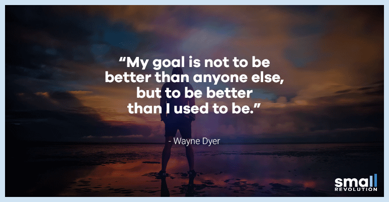 Wayne Dyer motivational quote