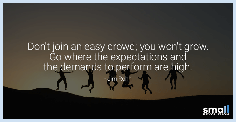 Jim Rohn motivational quote