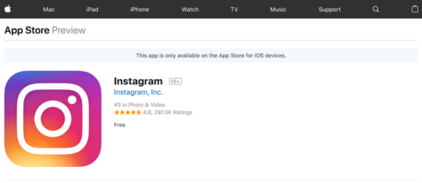 Instagram on the App Store on iTunes