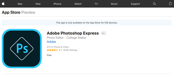 Adobe Photoshop Touch on the App Store on iTunes