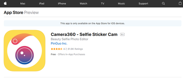 Camera360 Ultimate on the App Store on iTunes