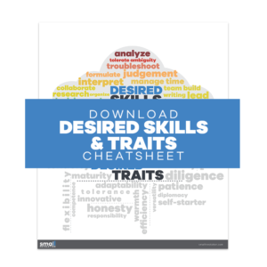 Desired Skills Traits
