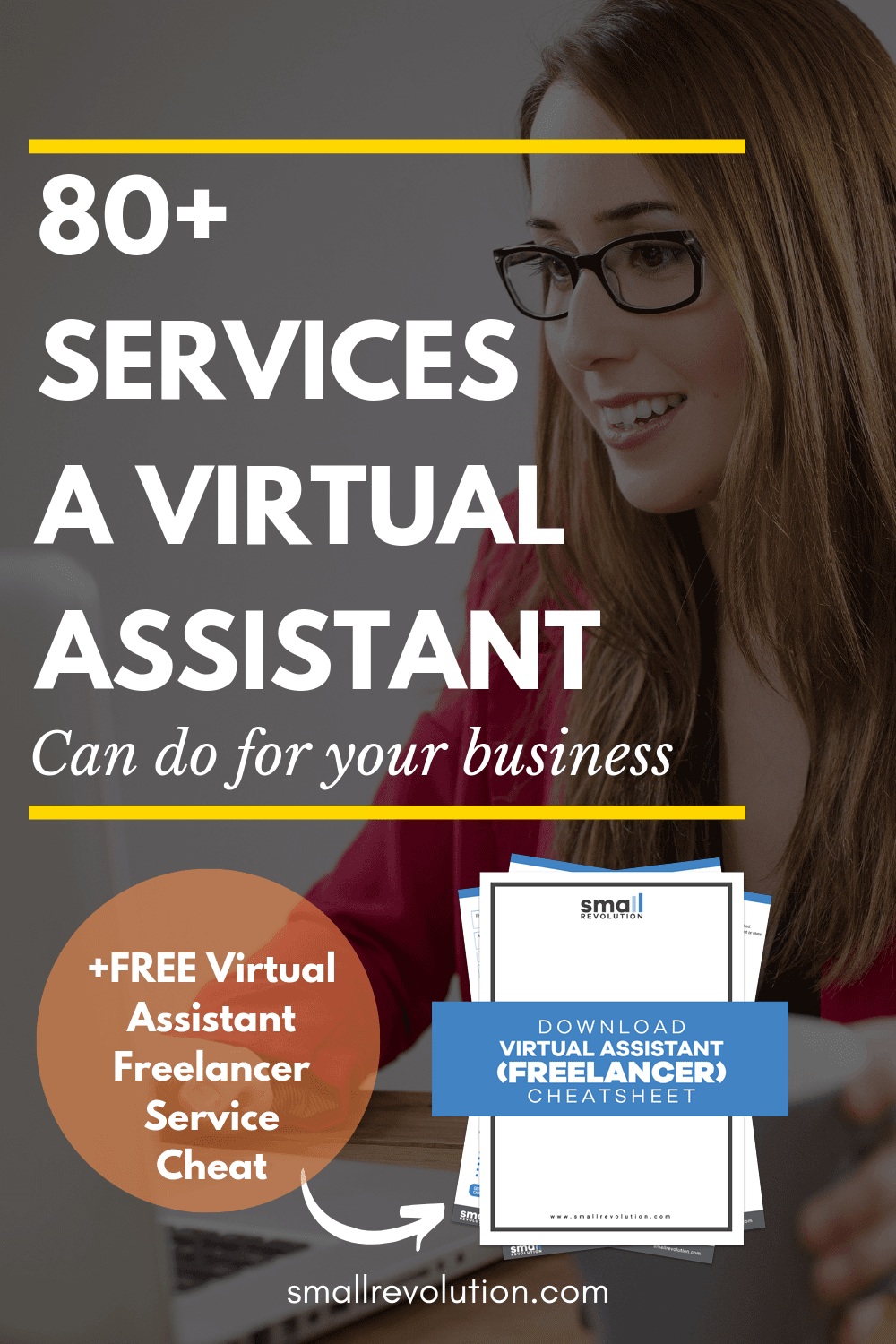 80+ A Virtual Assistant Can Do For Your Business