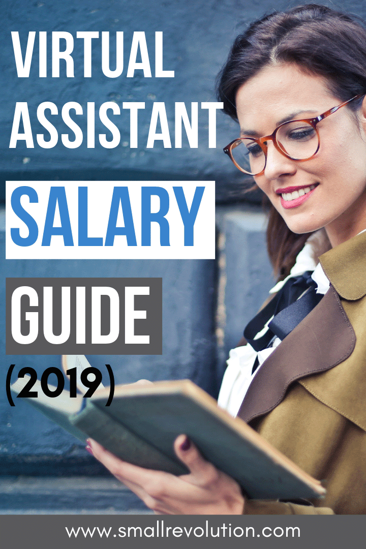 Virtual Assistant Salary Guide