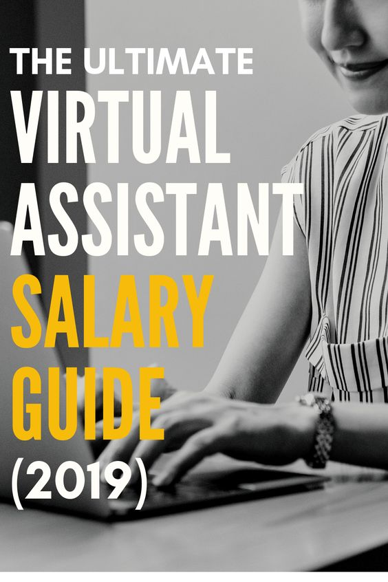 The Ultimate Virtual Assistant Salary Guide