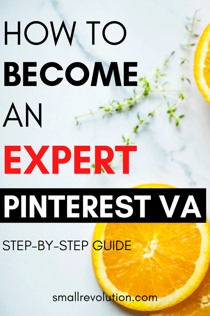 How to Become an Expert Pinterest VA
