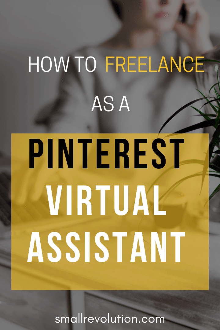 How to Freelance as a Pinterest Virtual Assistant