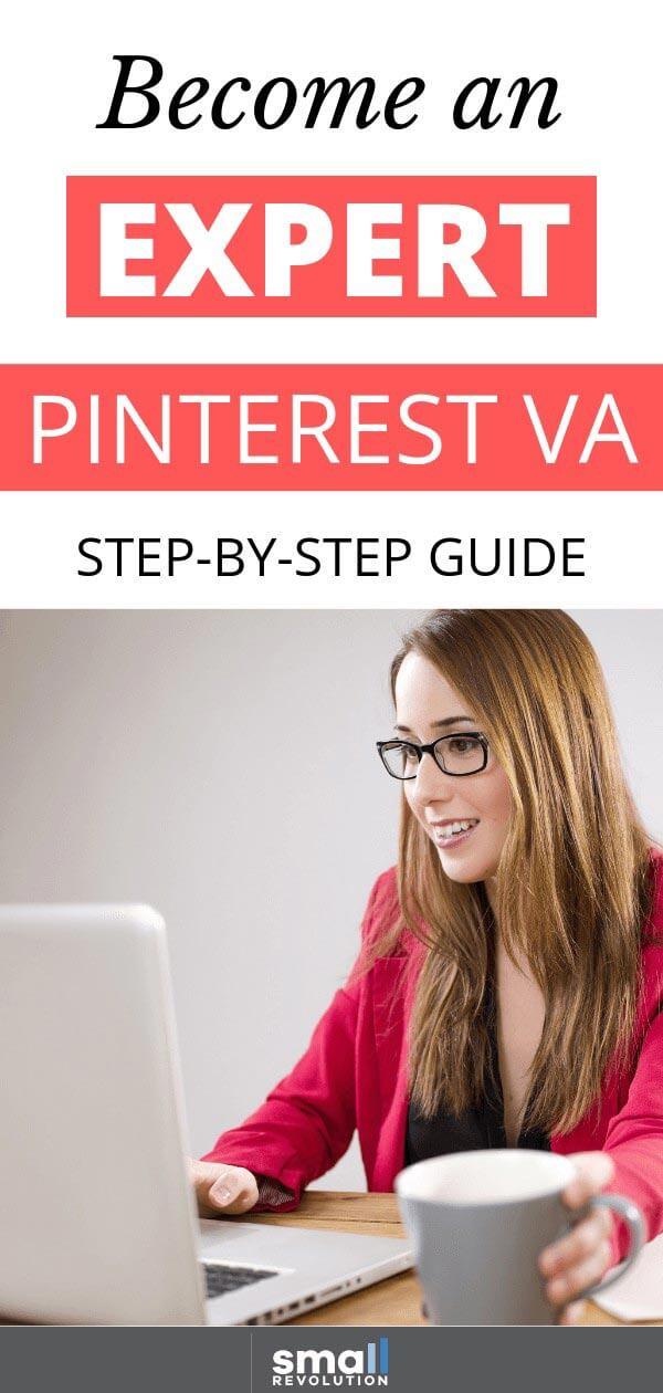 Become an expert Pinterest VA