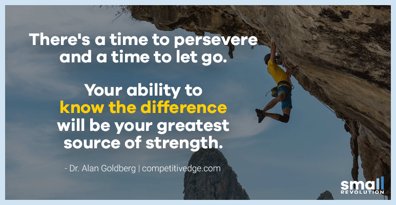 Dr. Alan Goldberg motivational quote