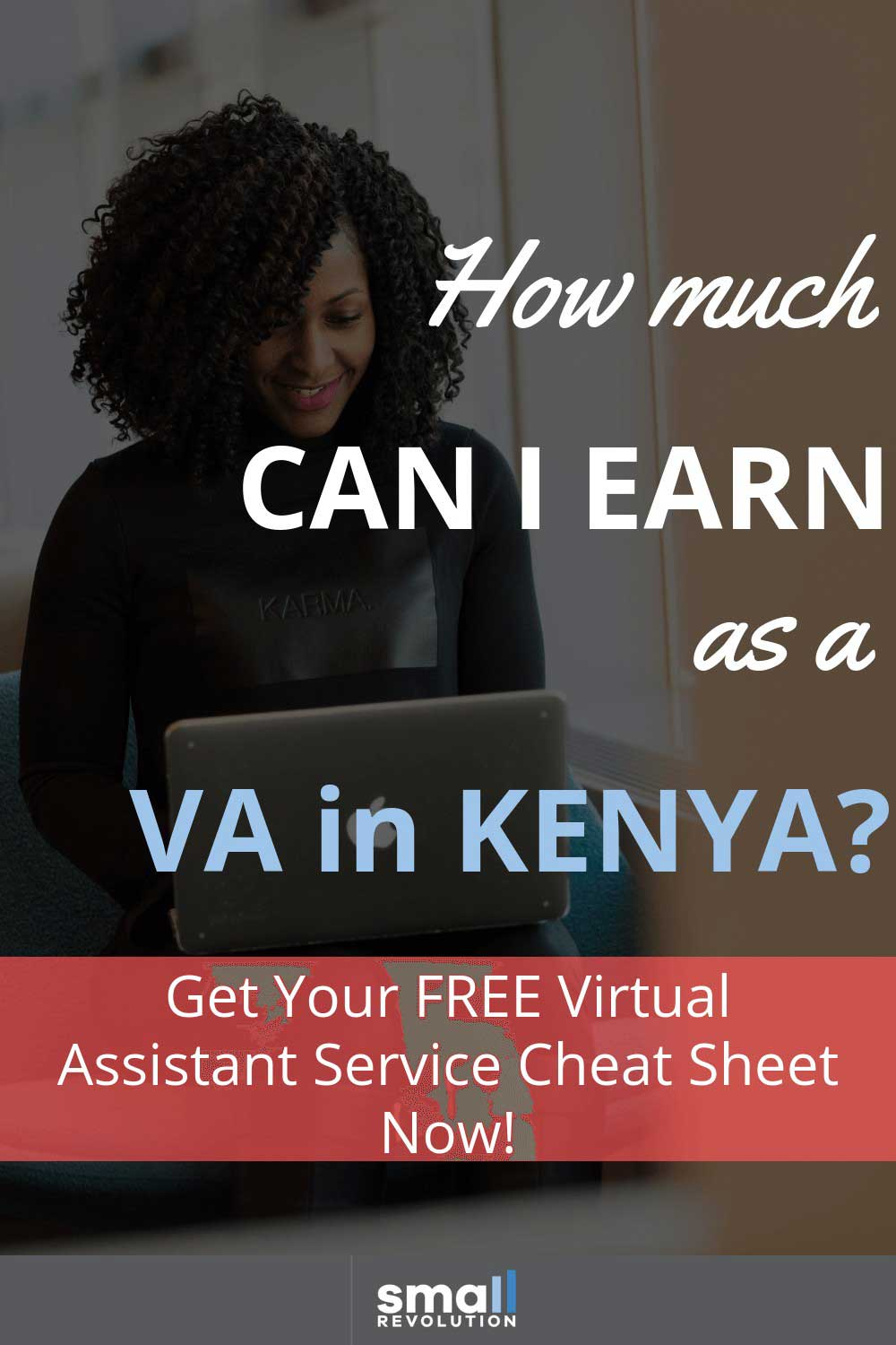 How much can I earn as a VA in Kenya