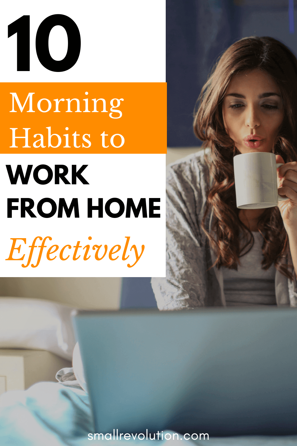 10 morning habits to work from home effectively
