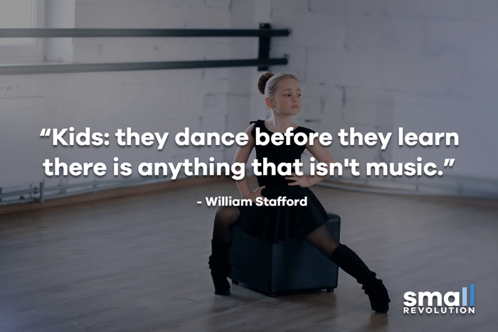William Stafford quote