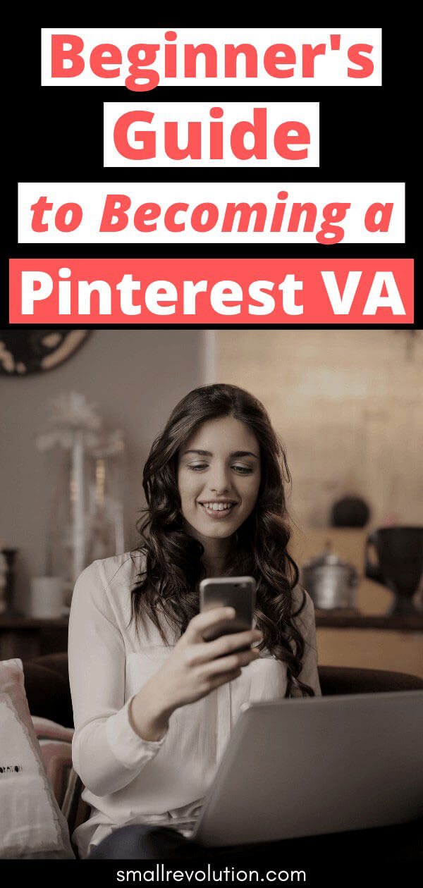 Beginner's guide to becoming a Pinterest VA